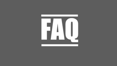 Permalink to:FAQ
